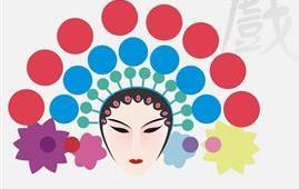 京剧脸谱与设计