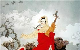 宜昌非物质文化遗产-----王昭君传说